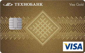Visa Gold в BYN