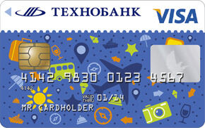 Travel Card в EUR