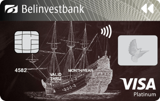 Visa Platinum «ГРАНД» в BYN