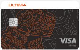 Ultima Visa Infinite в белорусских рублях