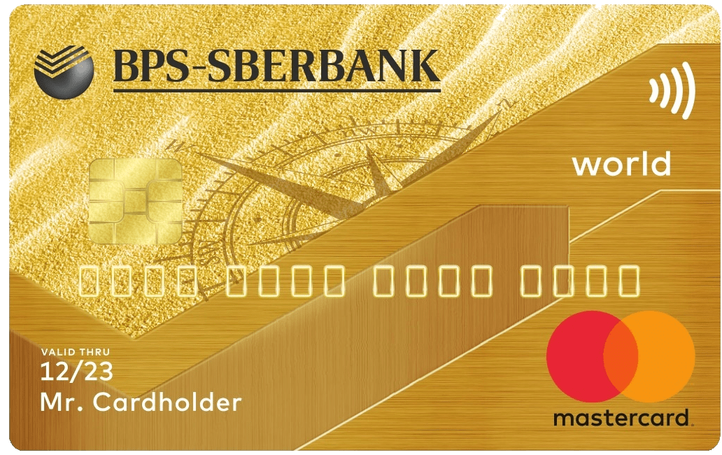 MasterCard World ComPass Premium