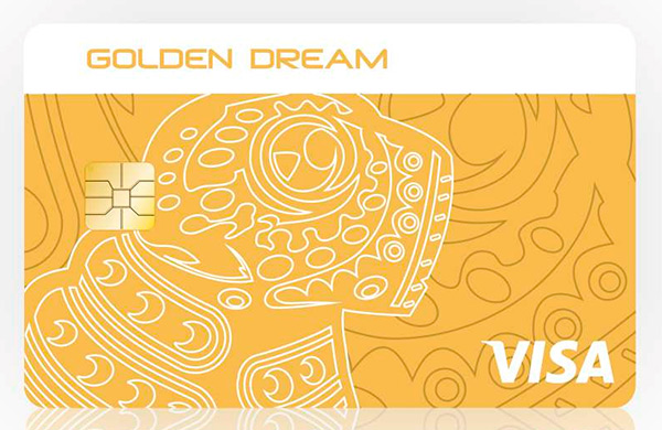Golden Dream - Visa Gold