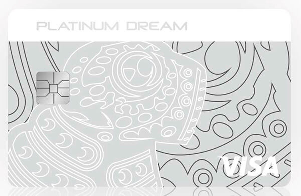 Platinum Dream - Visa Platinum