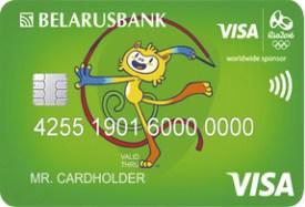 Visa Classic в USD