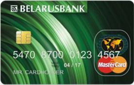 MasterCard Standard в USD