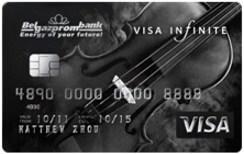 Элитная Visa Infinite в USD