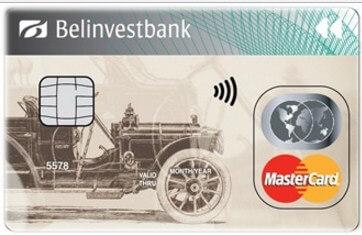 Visa Classic/MasterCard Standard в USD