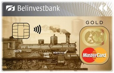 «ВОЯЖ» MasterCard Gold (BYN)