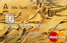 Премиальная MasterCard Gold в USD