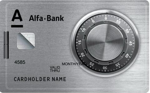 Мой сейф Премиум Visa Platinum в BYN