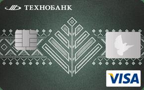 Доходная карточка Visa Classic в USD