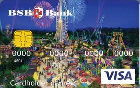 Детская карточка Visa Classic (USD)