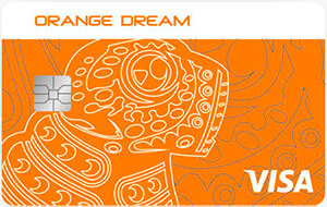 Orange Dream - Visa Classic