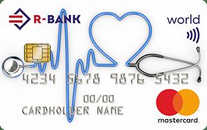 MasterCard world «Будь здоров!»