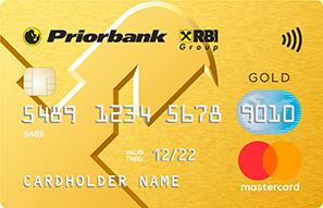 Бумеранг Visa Gold (EUR)