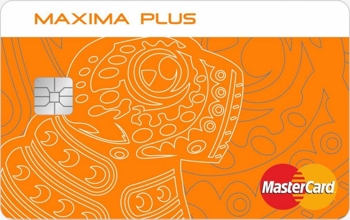 Maxima Plus в EUR