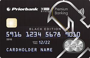 World Mastercard Black Edition (EUR)