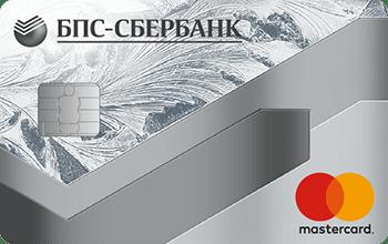Пенсионная Mastercard Standard
