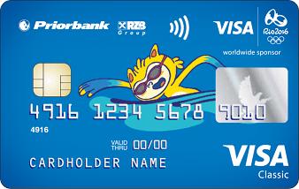 Бумеранг Visa Classic в USD