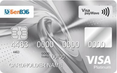 Овердрафт на зарплатную карту (Запасныя грошы) - Вип