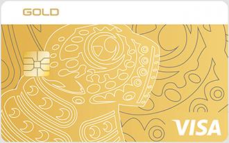 Visa Gold (BYN)