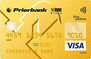 Visa Gold (USD)