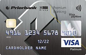 Бумеранг Visa Platinum (USD)