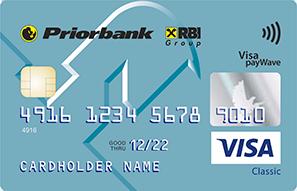 Visa Classic (USD)