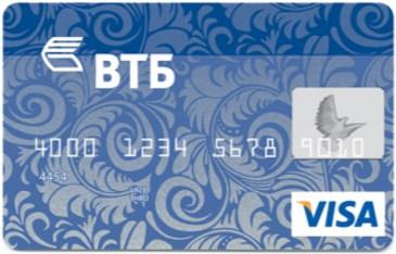 Платежная Visa Classic в USD